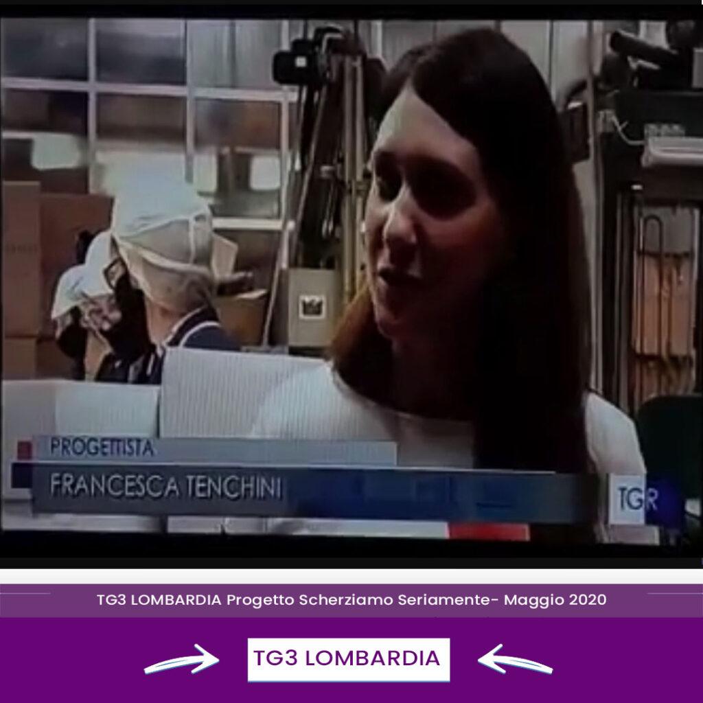TG3 Lombardia -Maggio'20
